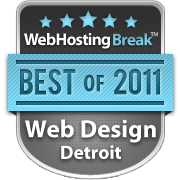 Detroit Web Design Award