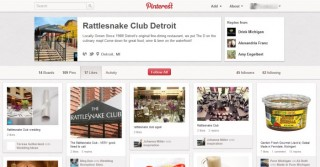 pinterest business profile